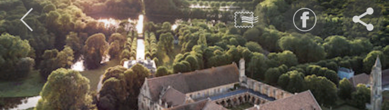 Retrouvez Royaumont… Around Paris !