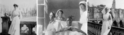 Il y a 100 ans : l'hôpital de guerre des Scottish Women fermait