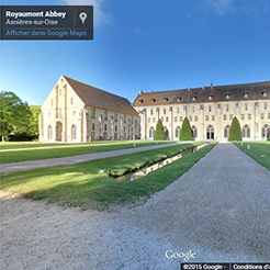 Virtual tour of the abbey