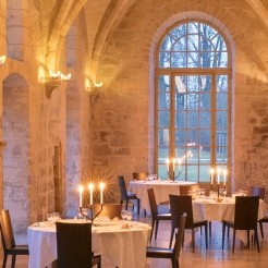 La table de Royaumont [dîner]