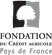Fondation Crédit Agricole Pays de France